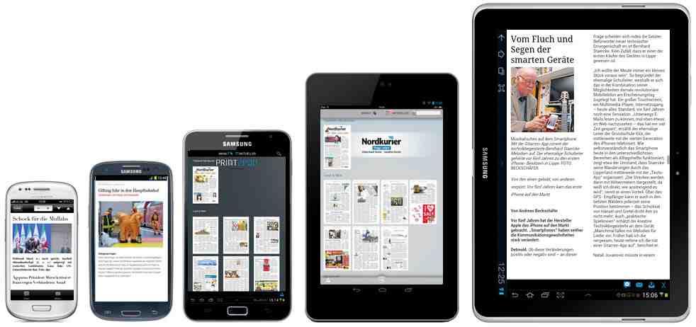 Print2Pad apps
